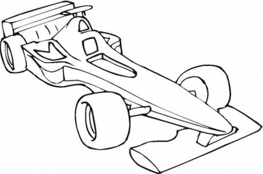 Carros para colorear  Imagenes para dibujar