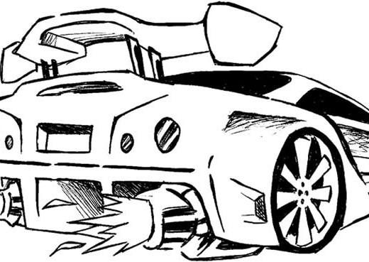 Dibujos de carro faciles - Imagui