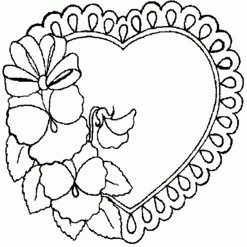 Mensajes De Amor Y Amistad Para Colorear Imagui