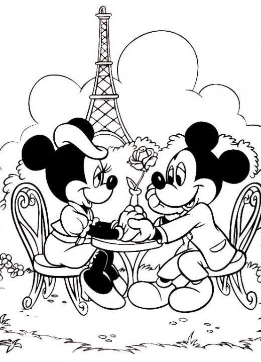 Dibujos-amor-para-colorear-520 ...