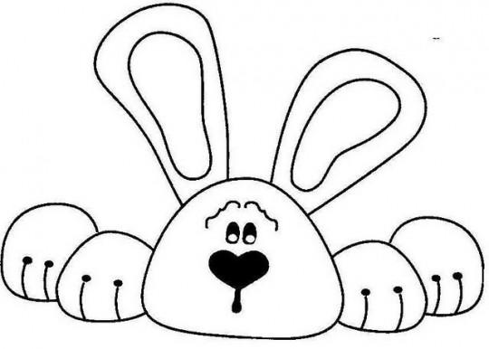 Dibujos Animados Para Colorear De Animales Tiernos Faciles ~ Ideas ...