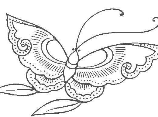 Free coloring pages of closet para colorear - Plantillas de mariposas ...