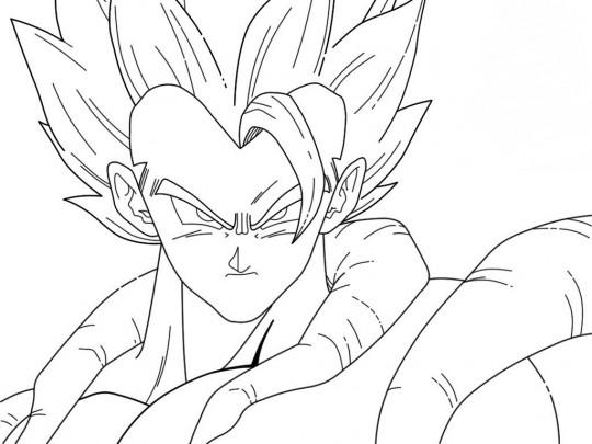 Colorear Dragones Dragon Ball Z Para Dibujos Para Colorear: Dragon Ball Z Para Colorear