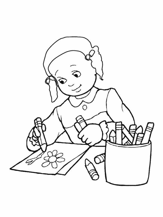 Dibujos Para Dibujar Pintar Bien Bonito
