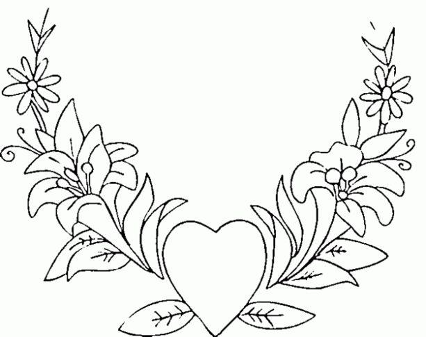Imagenes de amor para dibujar  Imagenes para dibujar