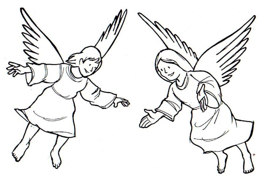 Dibujos animados para colorear - Cenefas para dibujar ...