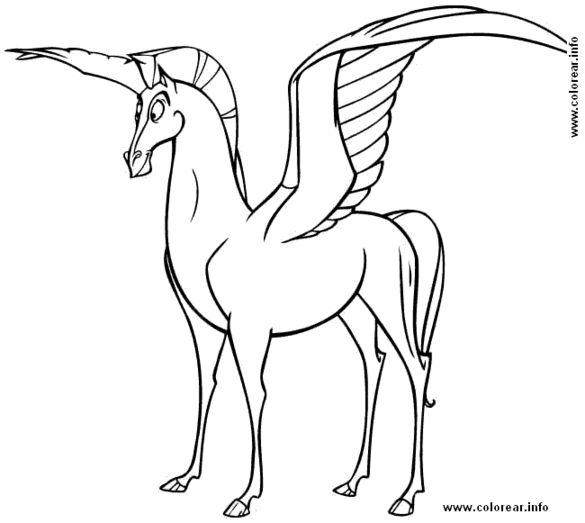 Colorear caballos SALVAJES - Imagui