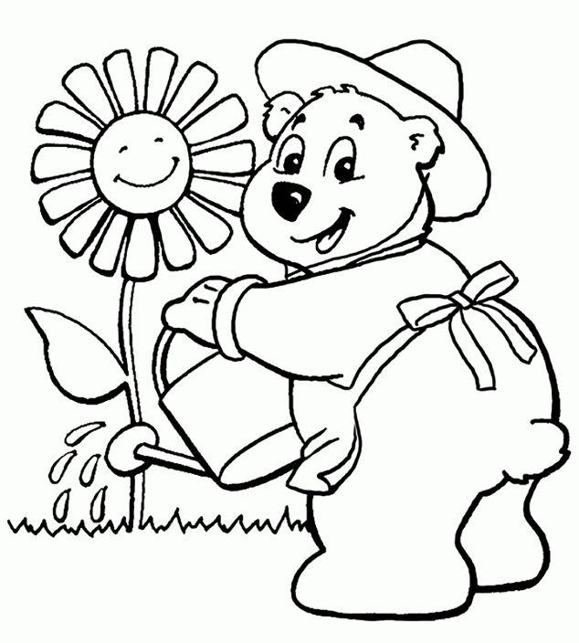 Dibujos para pintar gratis - Dibujos para pintar camisetas infantiles ...