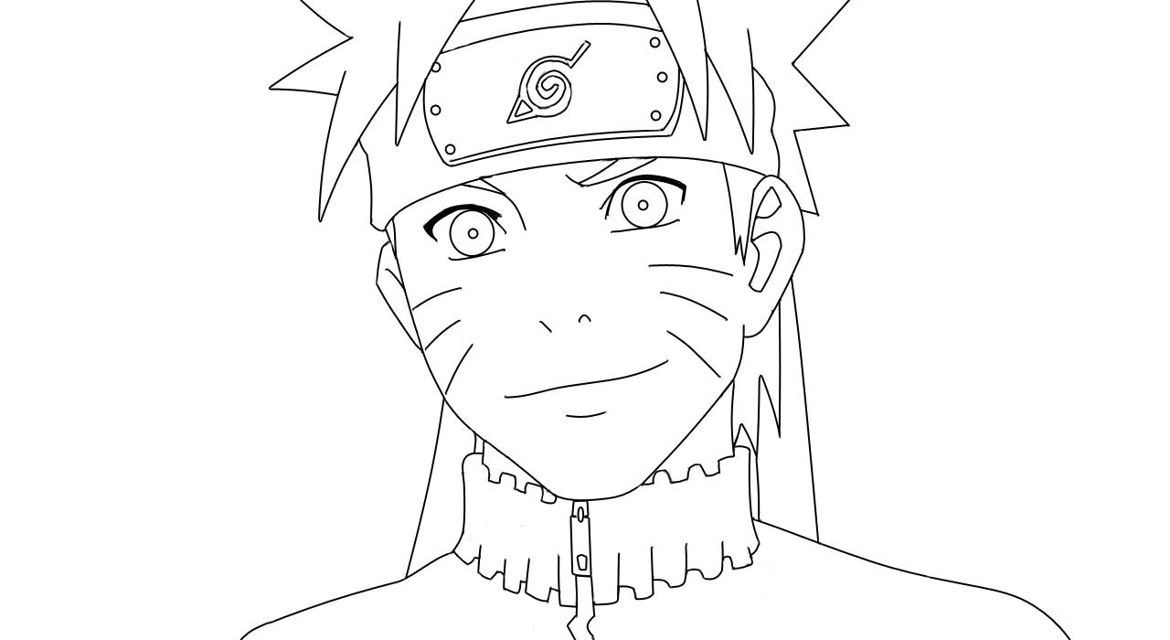 Magnífico Naruto Para Colorear Páginas Para Imprimir Imagen ...