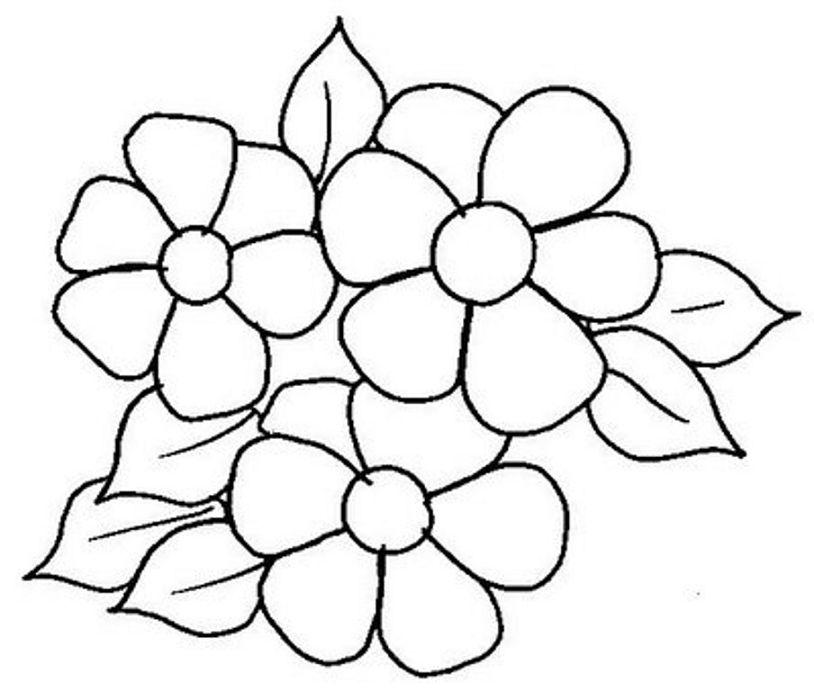 Dibujos para Colorear Fáciles (Para dibujar y pintar) ® De