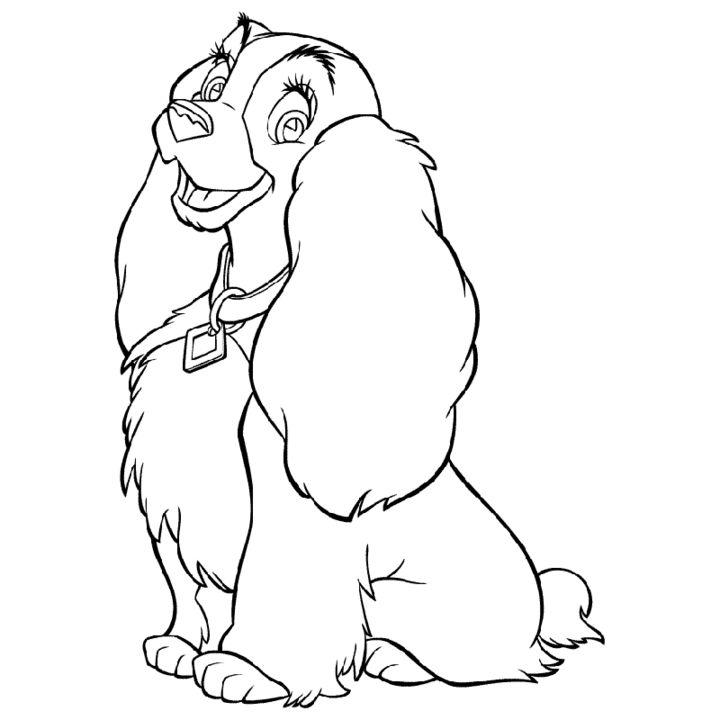 Dibujos Perros Disney