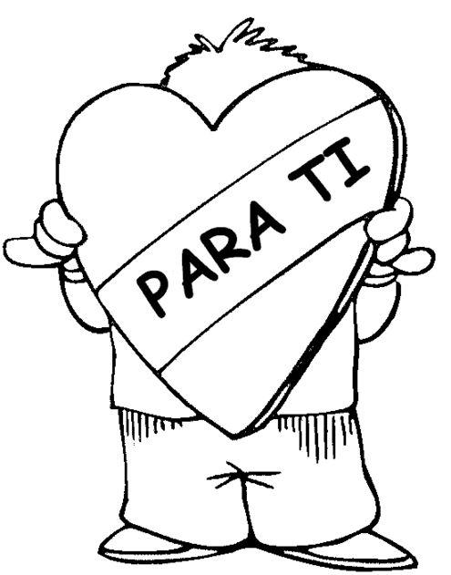 Dibujos de Amor Para una Pareja Enamorada | Dibujos Chidos