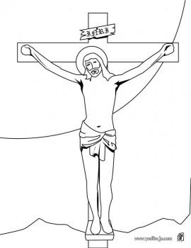 Imagenes de jesus para colorear  Imagenes para dibujar