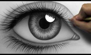 Que Significa Dibujar Ojos