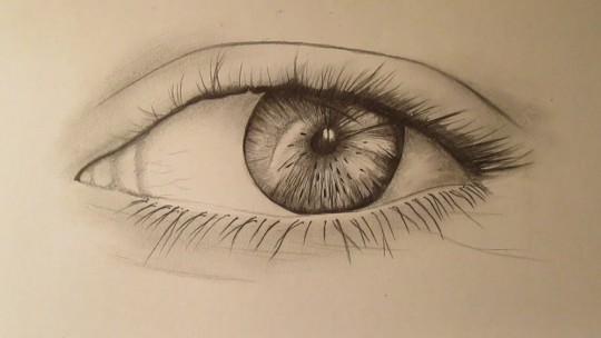 Dibujar ojos paso a paso online
