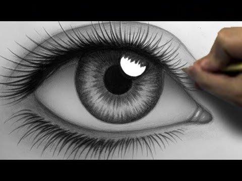 Dibujar ojos paso a paso
