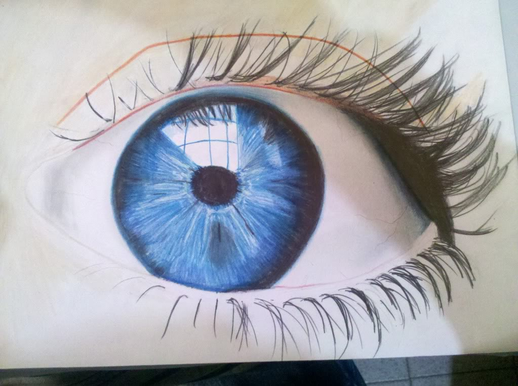 Dibujar Ojos Significado