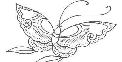 Dibujos mariposas para colorear gratis