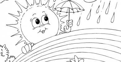 Dibujos para pintar e imprimir online