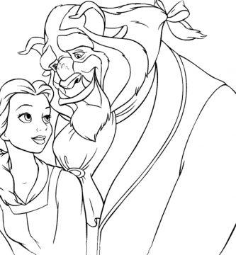 Dibujos princesas para colorear