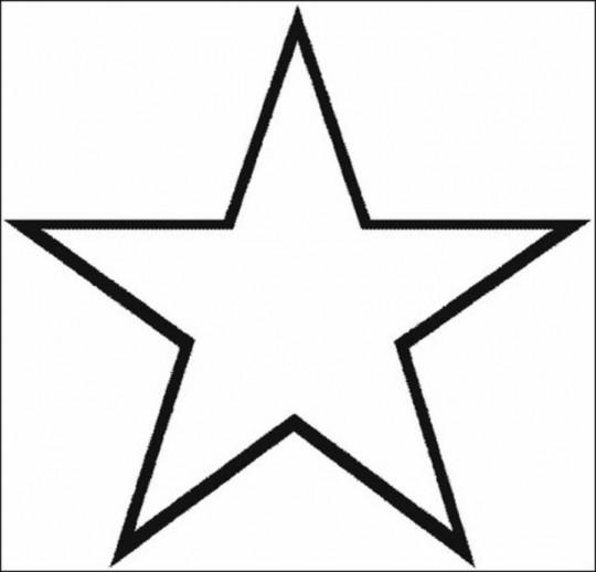Estrellas colorear