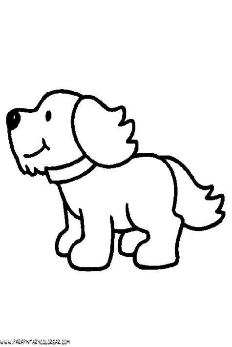 Imagenes de perros para colorear y dibujar