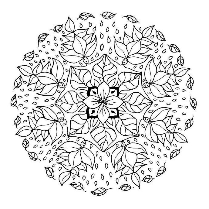 Volwassen Kleurplaten Herfst Dibujos Para Colorear E Imprimir