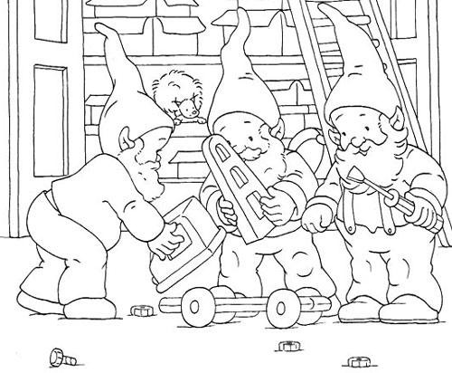 Libreta De Dibujo Con Dibujos Infant: Imagenes Para Colorear De Navidad
