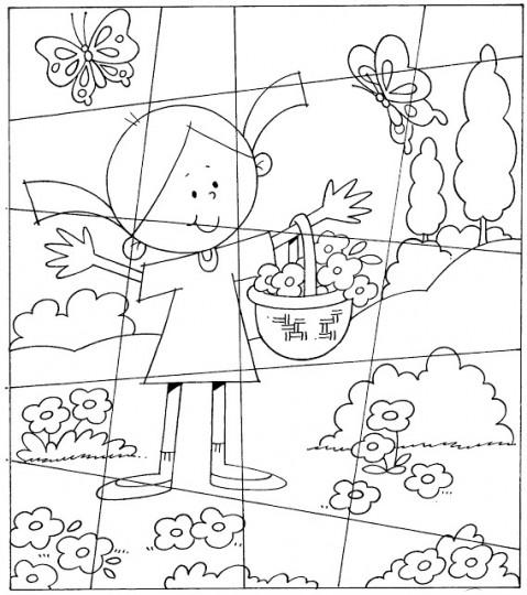 Juegos de dibujos colorear