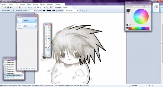 Programa para dibujar facilmente