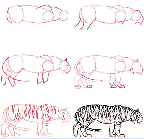 Tecnicas para dibujar facilmente