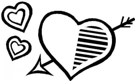 colorear corazones