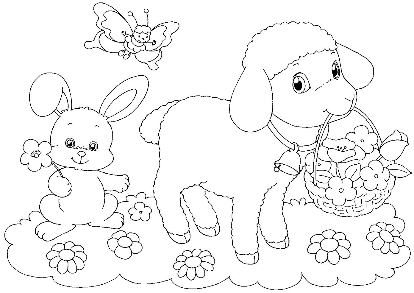 Dibujos de para colorear